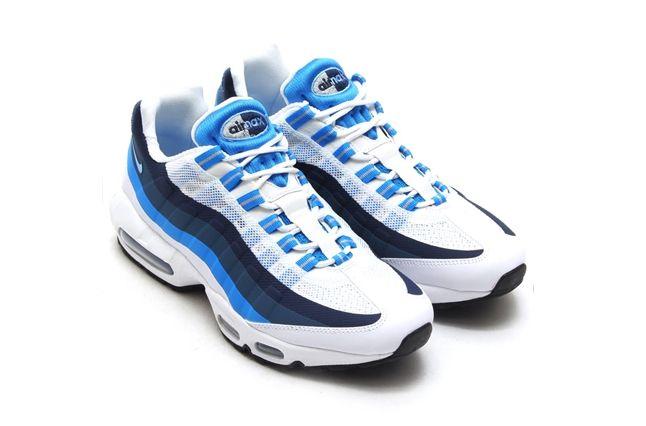 Nike Air Max 95 No Sew Uni Blue Photo Blue 6