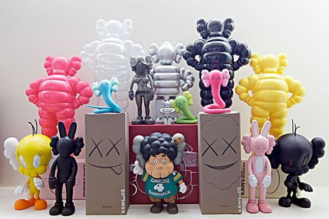 Ronnie Pirovino Kaws Collection 15 1