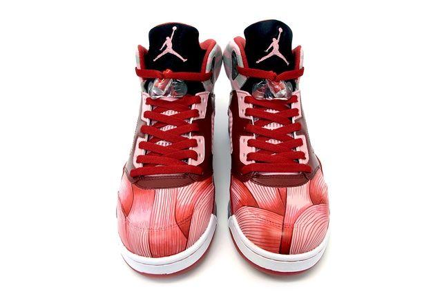 Sekure D Custom Air Jordan V Seconds Please 3