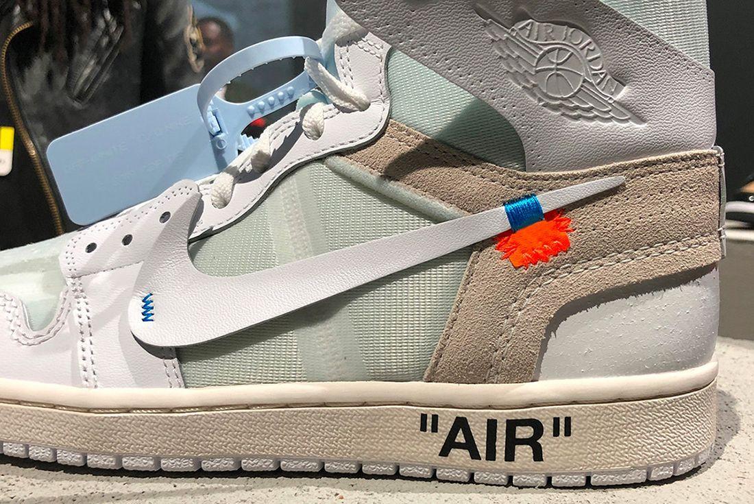 Off White Air Jordan 1 Sneaker Freaker 4
