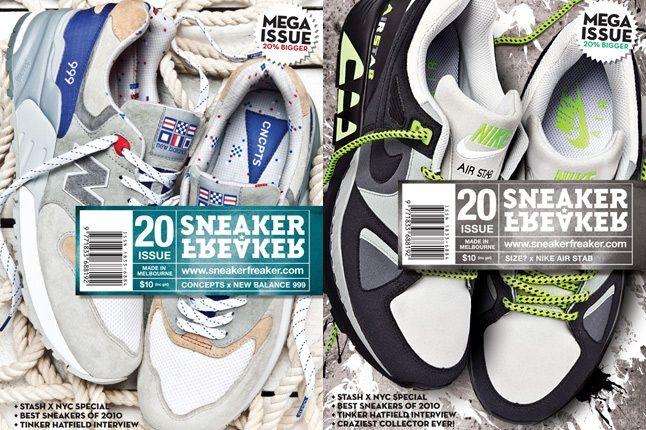 Sneaker Freaker 20 2 Covers 1