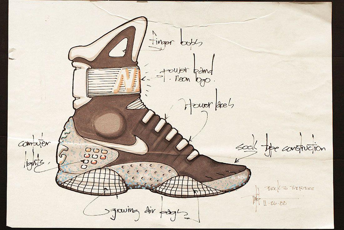 Air Mag Sketch 4