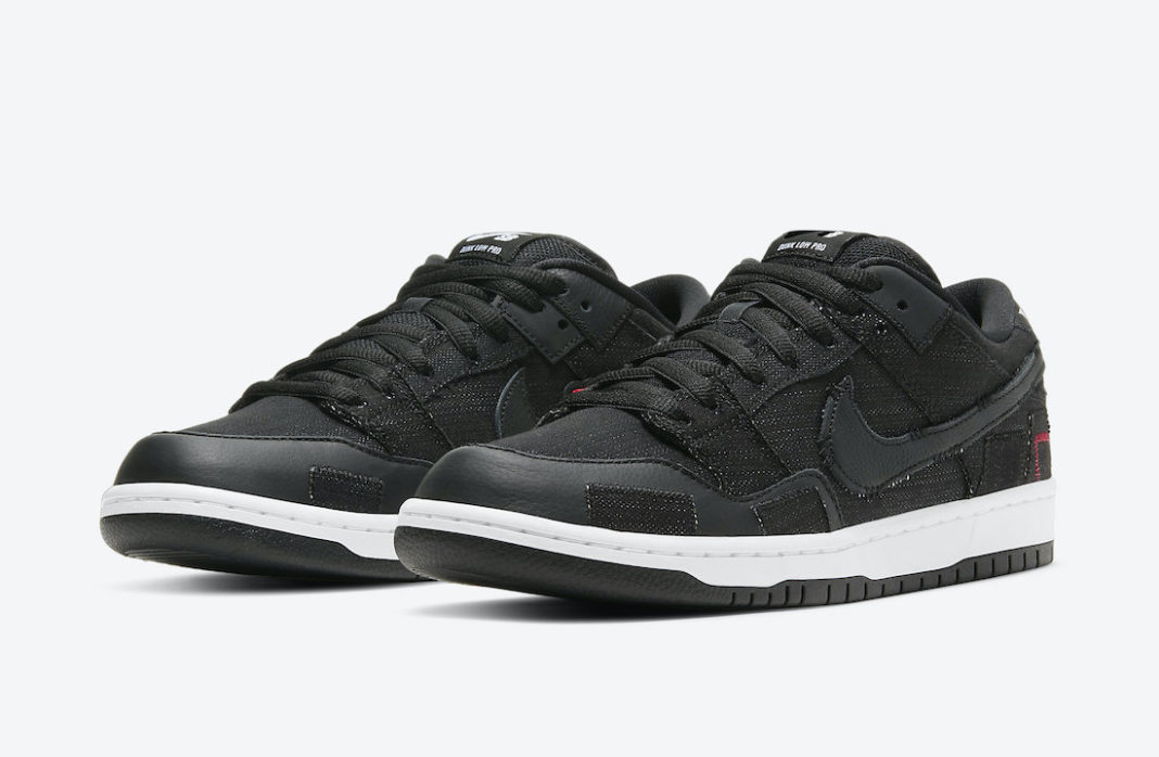 wasted youth nike sb dunk low