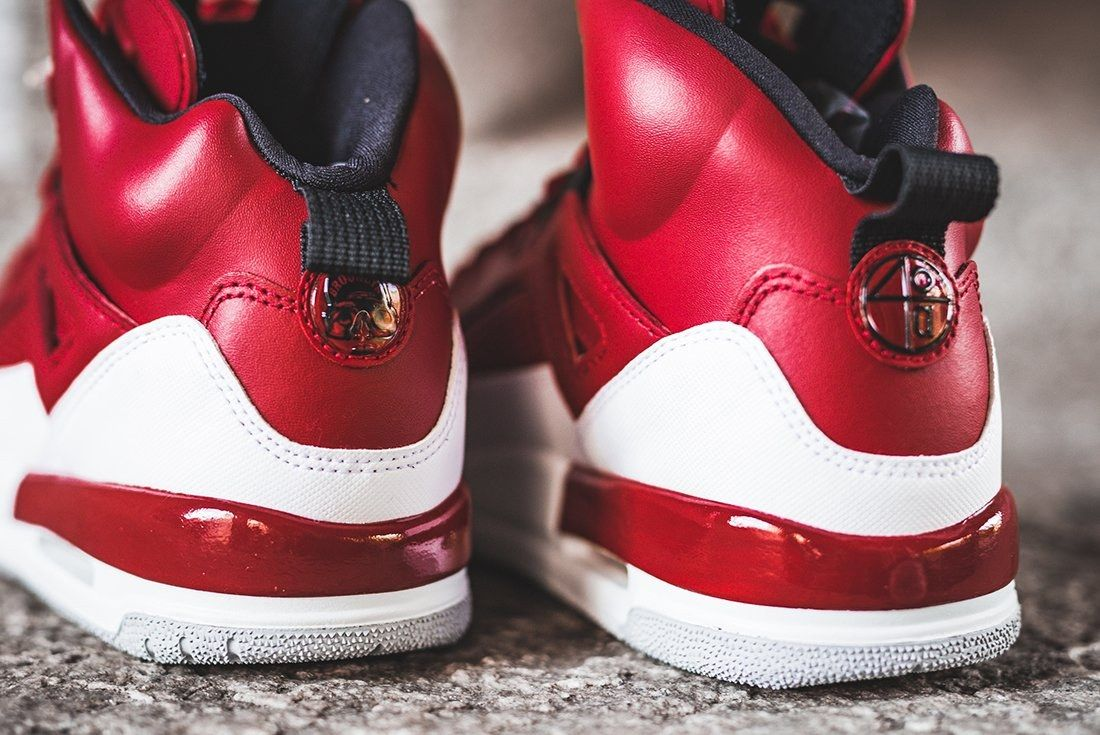 Jordan Spizike Gym Red 2