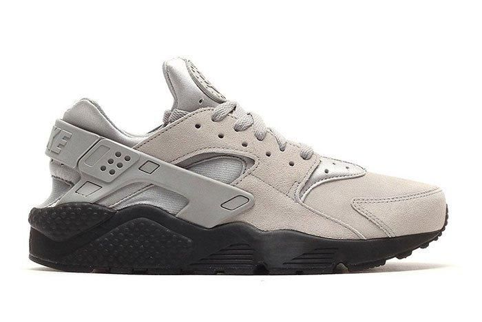 Nike Air Huarache Run Se Matter Silver 1