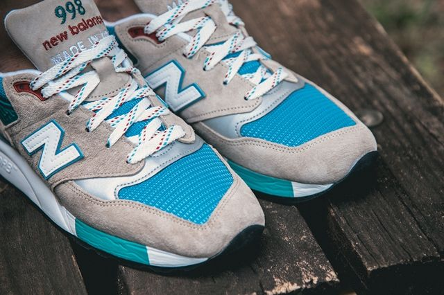 New Balance 998 Summer In Montauk 2