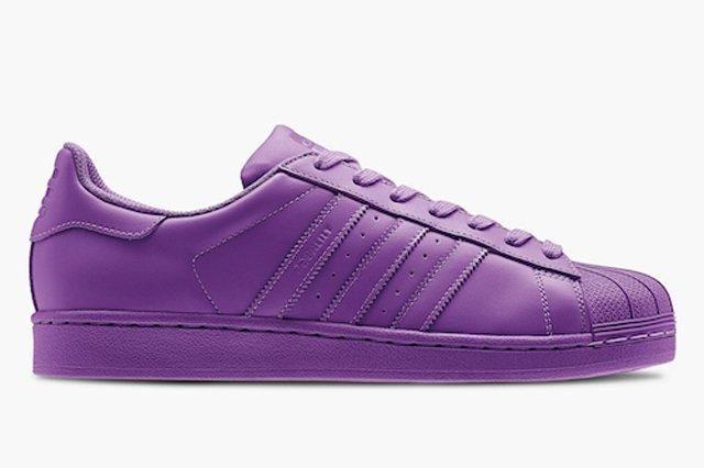 Adidas Superstar Supercolor Purple