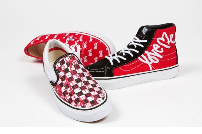 Vans X Love Me Group1 1
