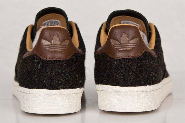 Adidas 84 Lab X Mark Mcnairy Harris Tweed2