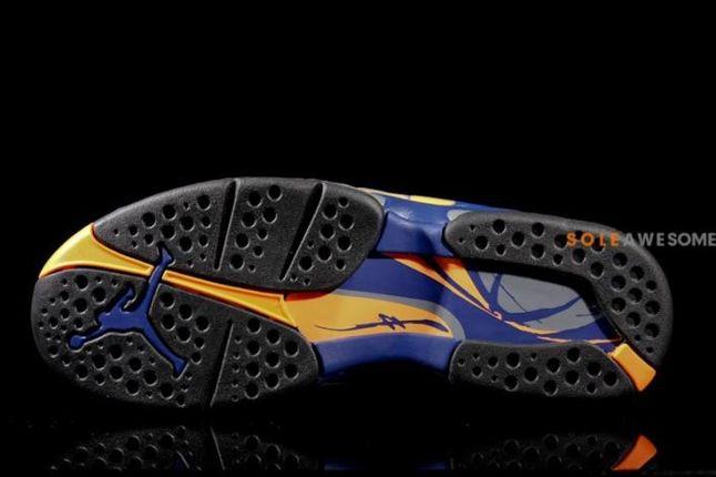 Air Jordan 8 Suns Sole 1