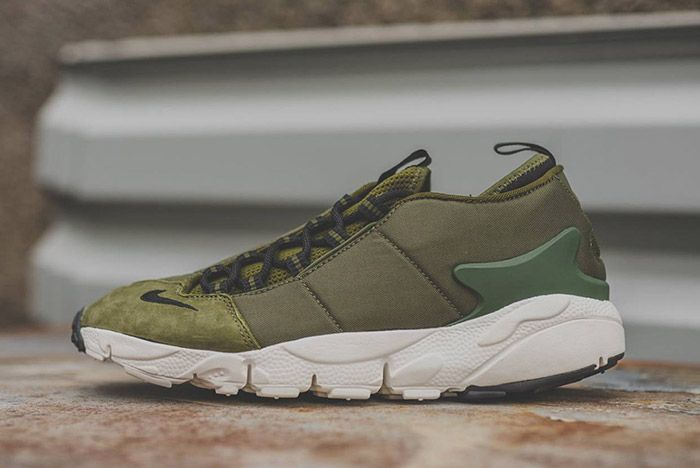 Nike Air Footscape Nm Legion Green 4