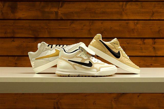 Nike Sportswear Gold Trophy Pack 3