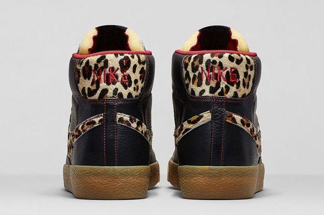 Nike Blazer Mid Safari Collection Bumper 13