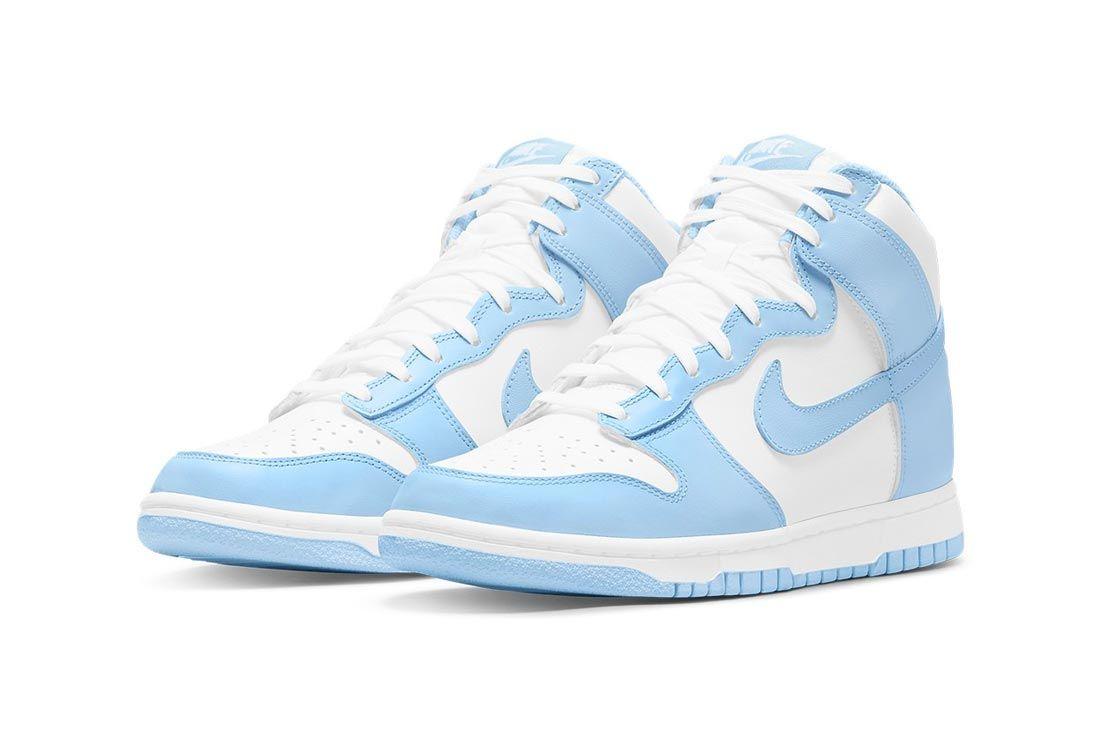 Nike Dunk High 'Aluminium'