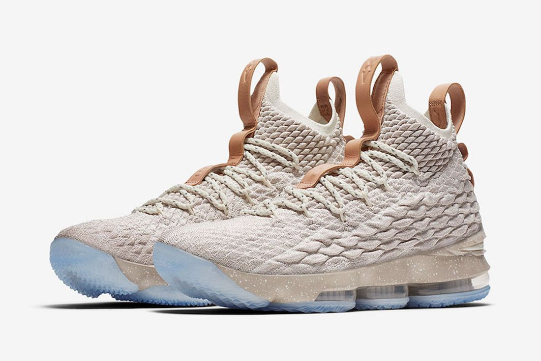 Nike Lebron 15 Ghost 6