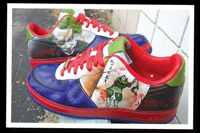 Mache Custom Kicks 9