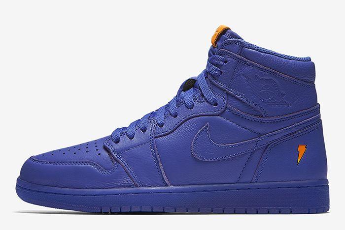 Air Jordan 1 Grape