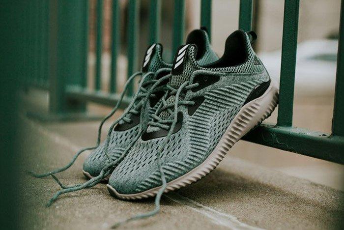 Adidas Alphabounce Trace Green 8