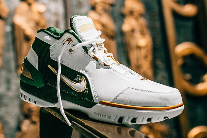 Nike Air Zoom Generation Le Bron Svsm Ao2367 100 9