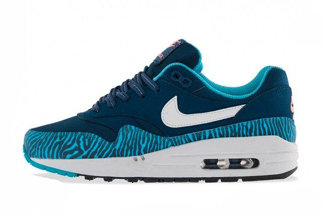Nike Air Max 1 Gs Brave Blue Tiger 2