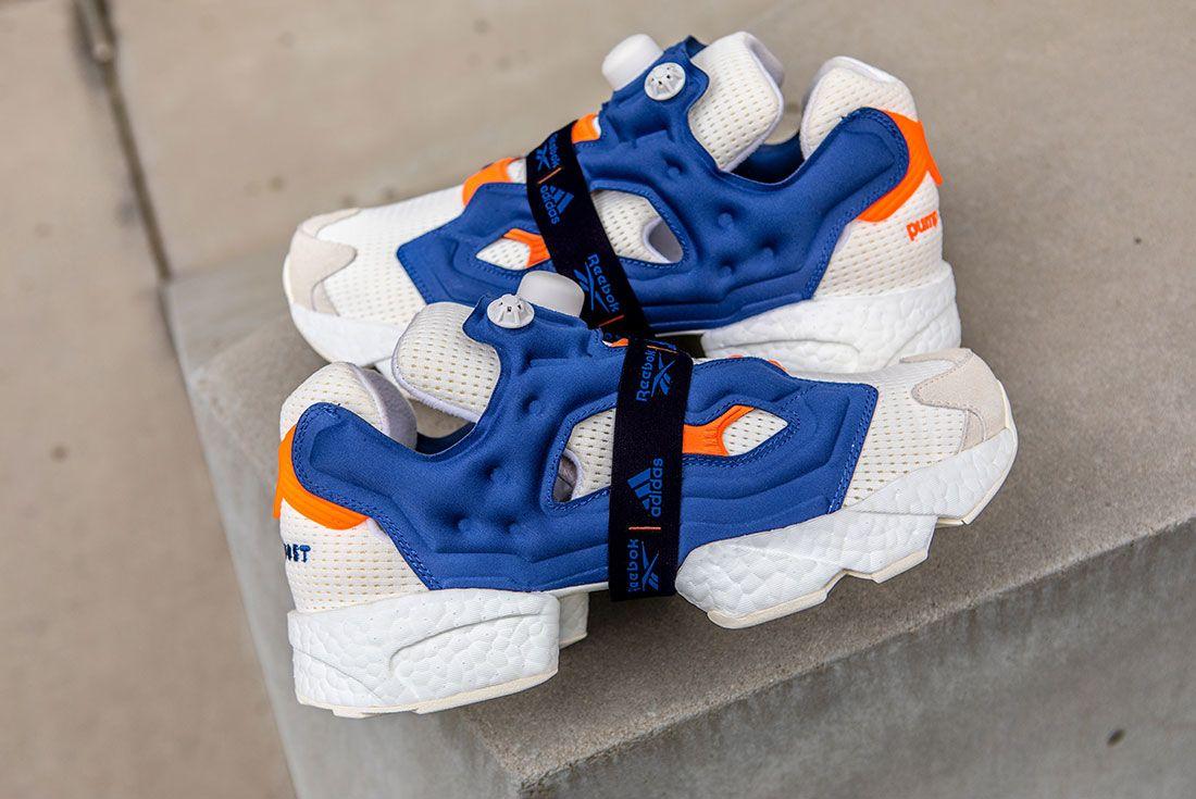 Reebok Adidas Instapump Fury Boost Prototype Sneaker Freaker Pair1