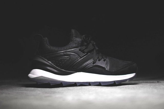 Puma Blaze Swift Tech Black White 7