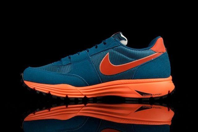 Nike Lunar Ldv Trail Qs Blue Org Inner