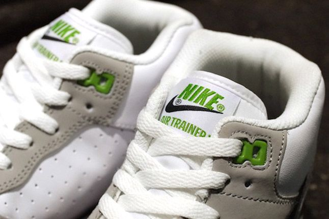 Nike Air Trainer 1 2012 Chlorophyll Tongues 1