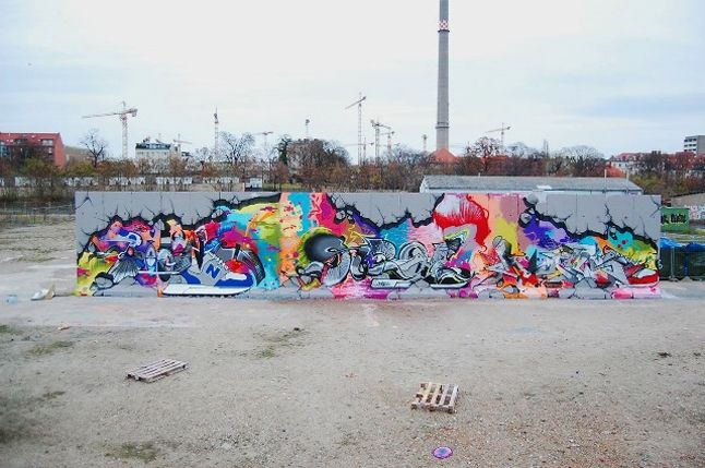 Overkill Berlin Wall Complete 2 1