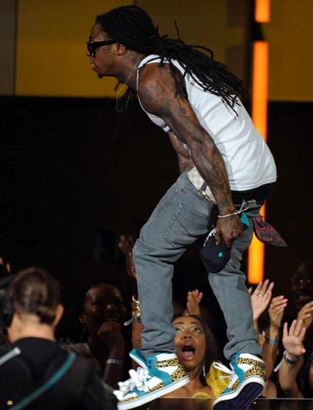 Lil Wayne Sneaker Style Profile 10