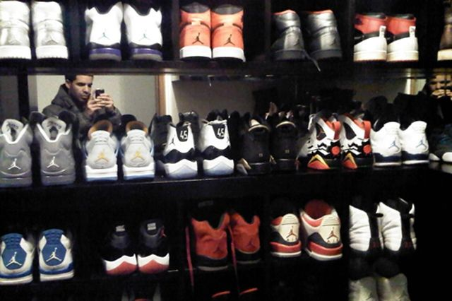 Drake Sneaker Style Profile Closet