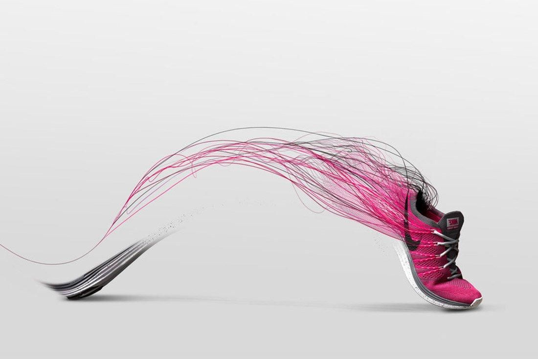 Material Matters Nike Flyknit Technology 5