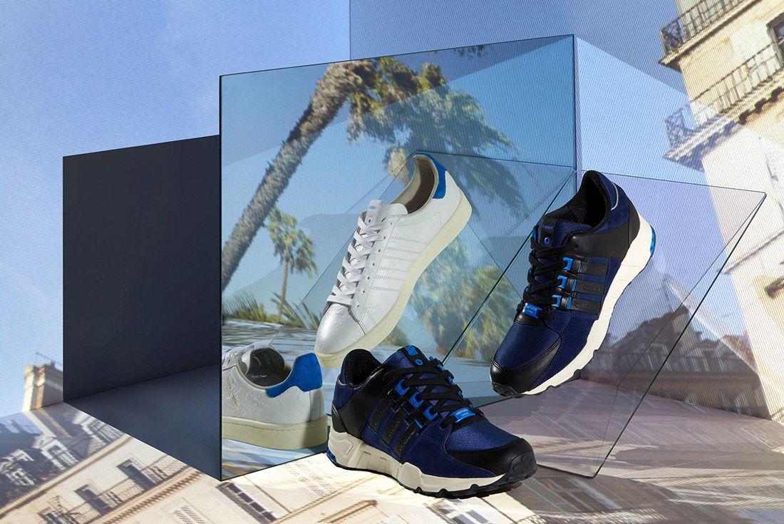 Undefeated Colette Adidas Consortium Exchange 4