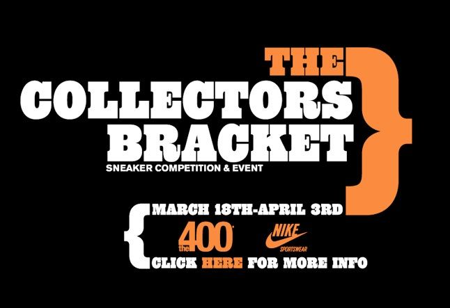 The Collectors Bracket 1