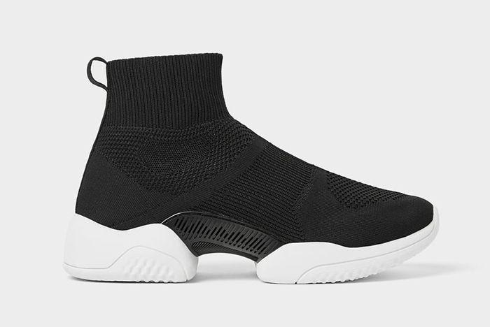 Zara Are Back Biting Designer Sneakers