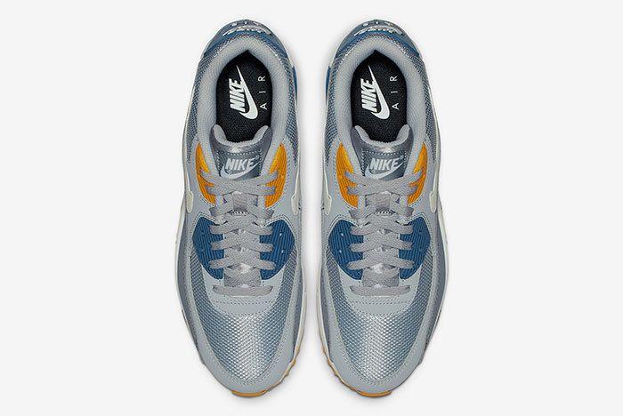 Nike Air Max 90 Grey Blue 4