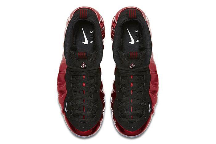Nike Air Foamposite One Metallic Varsity Red 3
