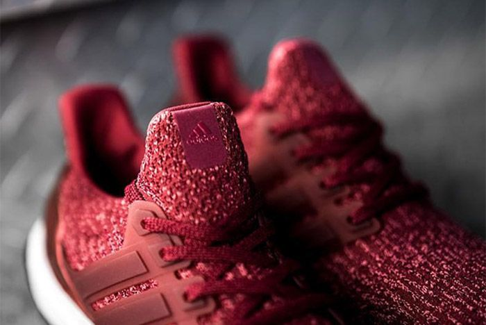 Adidas Ultra Boost 3 All Red 1