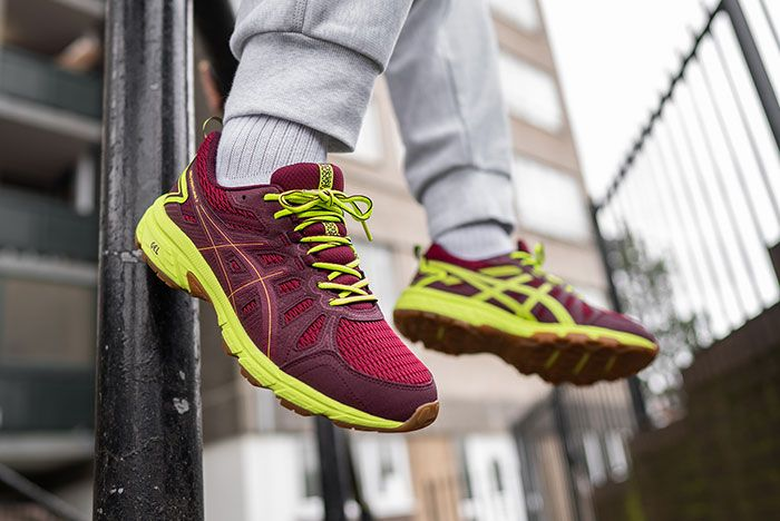 Size Asics Gel Venture 7 On Foot