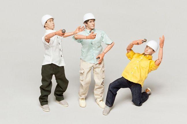 Bape Beastie Boys Toys 6 1