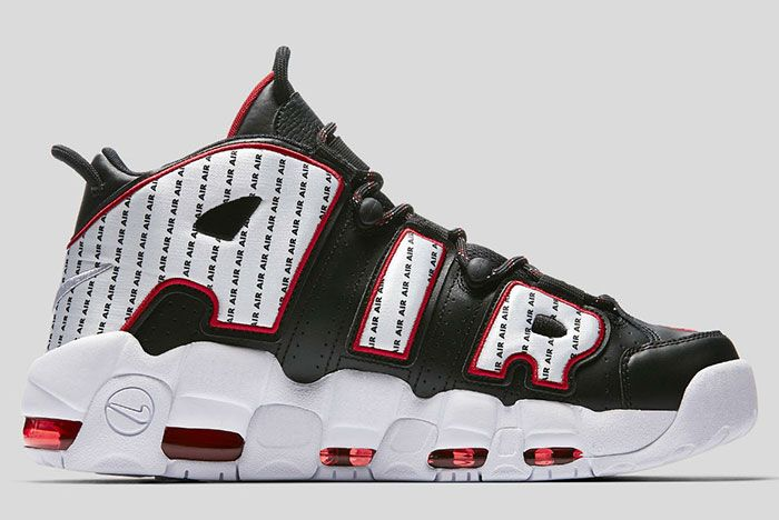 Nike Air More Uptempo Pinstripe 96 5