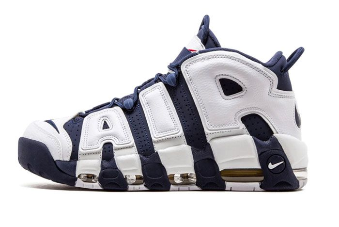 Nike Air More Uptempo Olympic Left