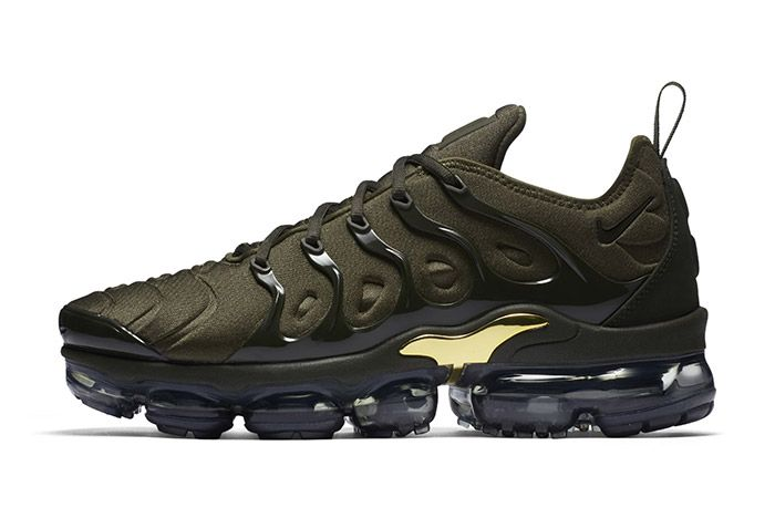 Nike Air Vapormax Plus Cargo Khaki Green 2
