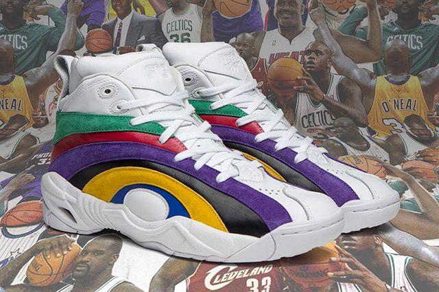 Sneakersnstuff Reebok Shaqnosis Og Tribute 1