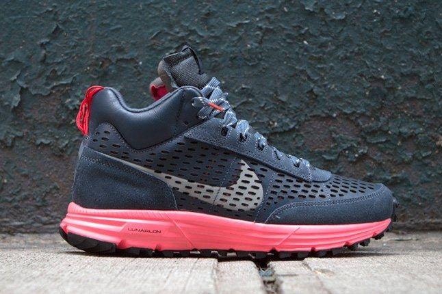 Nike Lunar Ldv Mid Navy 6
