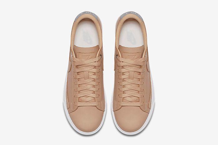 Nike Blazer Low Vachetta Tan 2