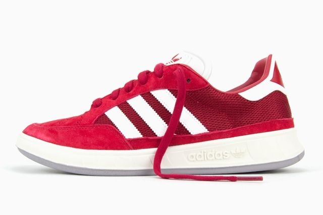 Adidas Suisse Power Red White Vapor Gum 1