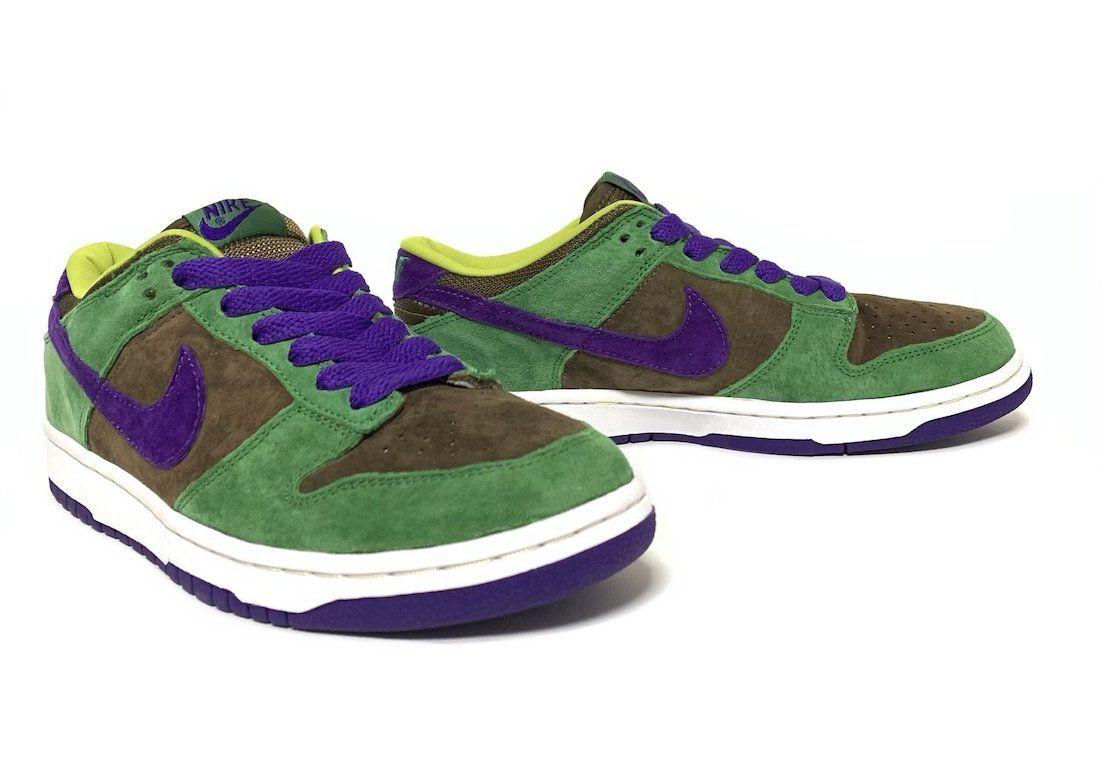 First Look: The Nike Dunk Low 'Veneer'