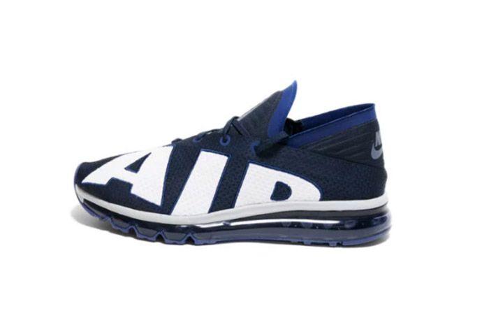 Nike Air Max Flair Blue 1