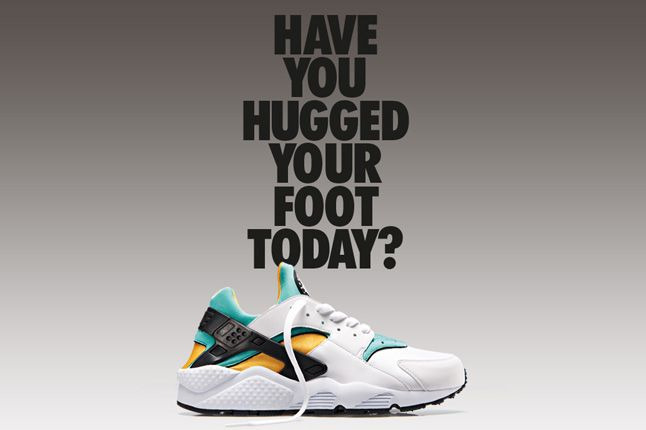 Nike Air Huarache OG Retro - Sneaker Freaker